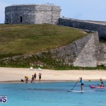 Paddle Board Races at Fort St Catherine Beach Bermuda, June 22 2014-81
