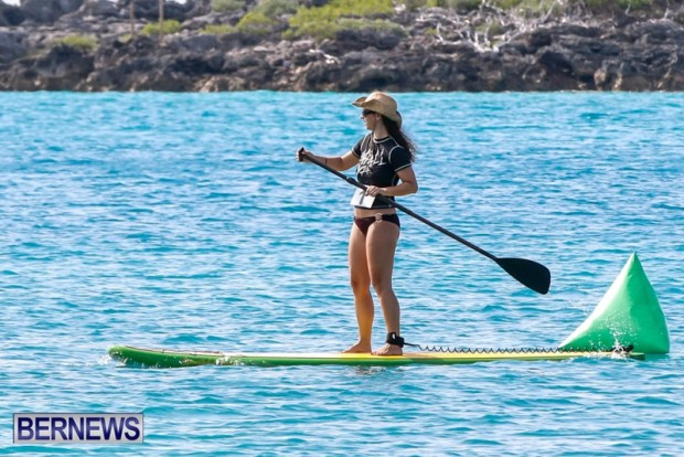 PaddleBoarding Bermuda, June 16 2014-23