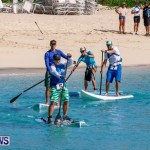 Paddleboarding at Fort St Catherine Beach Bermuda, June 21 2014-1