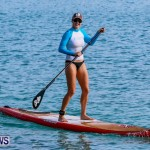 Paddleboarding at Fort St Catherine Beach Bermuda, June 21 2014-5
