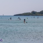 Paddleboarding at Fort St Catherine Beach Bermuda, June 21 2014-7
