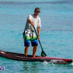 Paddleboarding at Fort St Catherine Beach Bermuda, June 21 2014-9