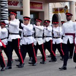 Queens Birthday Parade Bermuda, June 14 2014-11