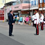 Queens Birthday Parade Bermuda, June 14 2014-15