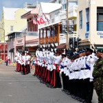 Queens Birthday Parade Bermuda, June 14 2014-23