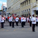Queens Birthday Parade Bermuda, June 14 2014-9