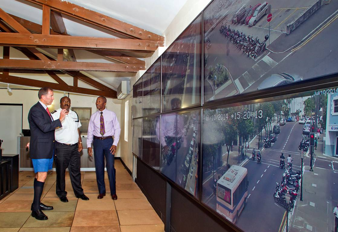Bermuda CCTV set up July 14 (2)
