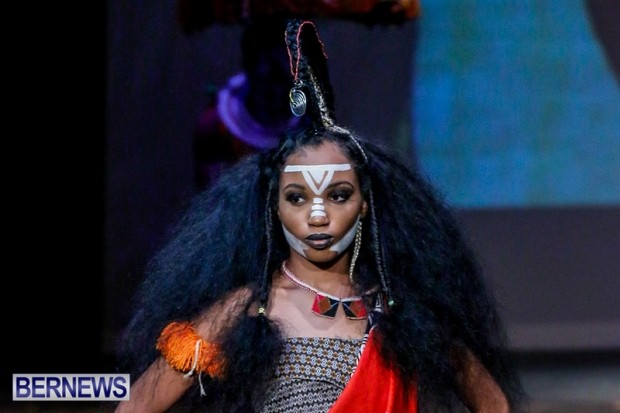 Evolution Hair & Beauty Show Bermuda, July 7 2014-94