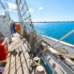 TS Lord Nelson Training Tall Ship Bermuda, July 20 2014-16