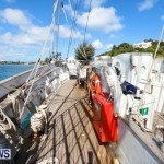 TS Lord Nelson Training Tall Ship Bermuda, July 20 2014-21