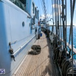 TS Lord Nelson Training Tall Ship Bermuda, July 20 2014-25