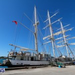 TS Lord Nelson Training Tall Ship Bermuda, July 20 2014-3