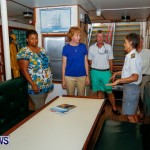 TS Lord Nelson Training Tall Ship Bermuda, July 20 2014-36