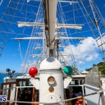 TS Lord Nelson Training Tall Ship Bermuda, July 20 2014-72