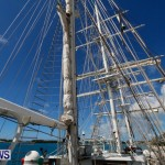 TS Lord Nelson Training Tall Ship Bermuda, July 20 2014-75