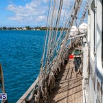 TS Lord Nelson Training Tall Ship Bermuda, July 20 2014-77