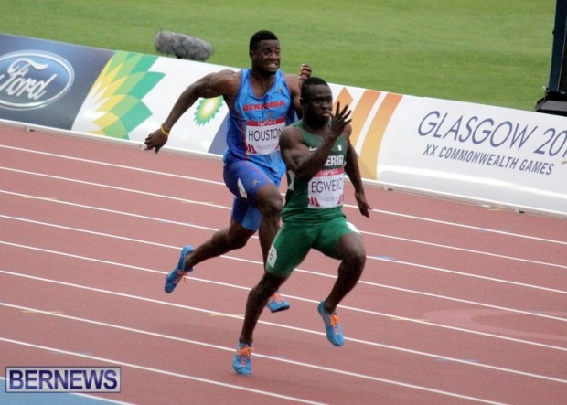 Tre Houston 2014 Commonwealth Games