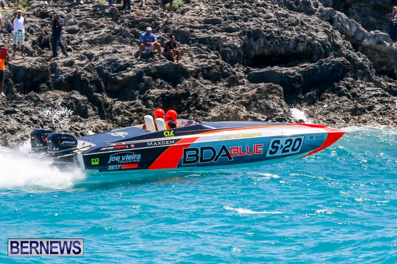 Around The Island Powerboat Race Bermuda, August 17 2014-135