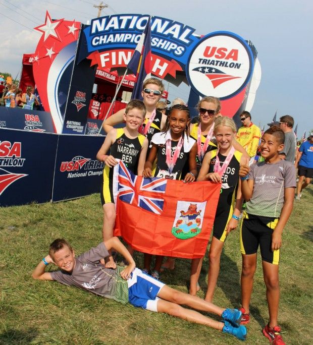 National Youth and Junior Age Group Championships 01