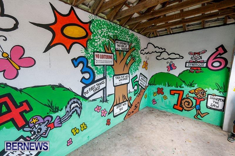 Sarai Hines Bermuda, August 21 2014 (2)