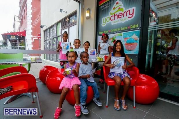 Troika Winners Bermuda, August 26 2014-2