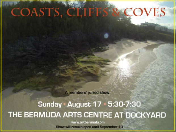 coast cliffs and coves invite