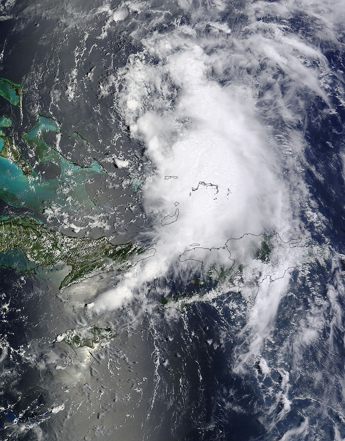 Ministry Issues Advisory On Hurricane Cristobal