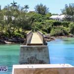 Baileys Bay Walkway Bridge Railway Bermuda, September 10 2014-9