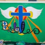 Gospel Graffiti Bermuda, September 13 2014-19