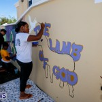 Gospel Graffiti Bermuda, September 13 2014-8