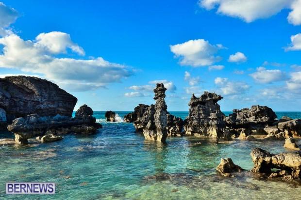 Rocks at Bermuda Tobacco Bay Beach generic 14