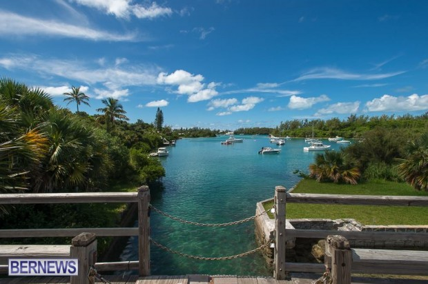 View from Bermuda Somerset drawbridge generic 14