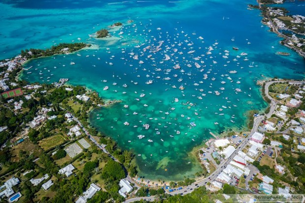 non mariners aerial media bermuda 2014