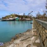 Bailey's Bay Walkway Bridge Bermuda, October 30 2014-7