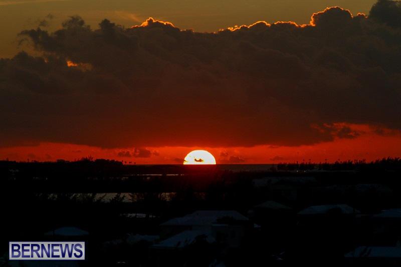 Bermuda Sunset, October 19 2014-6