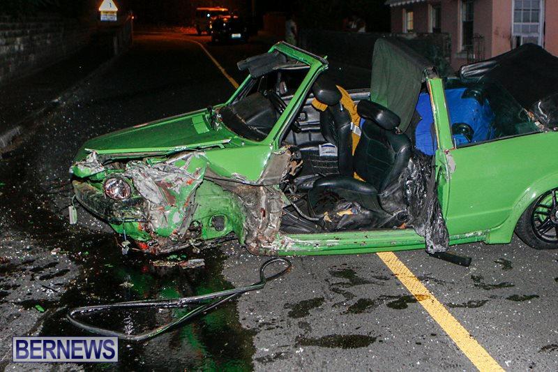 Car Accident Bermuda, October 9 2014-7