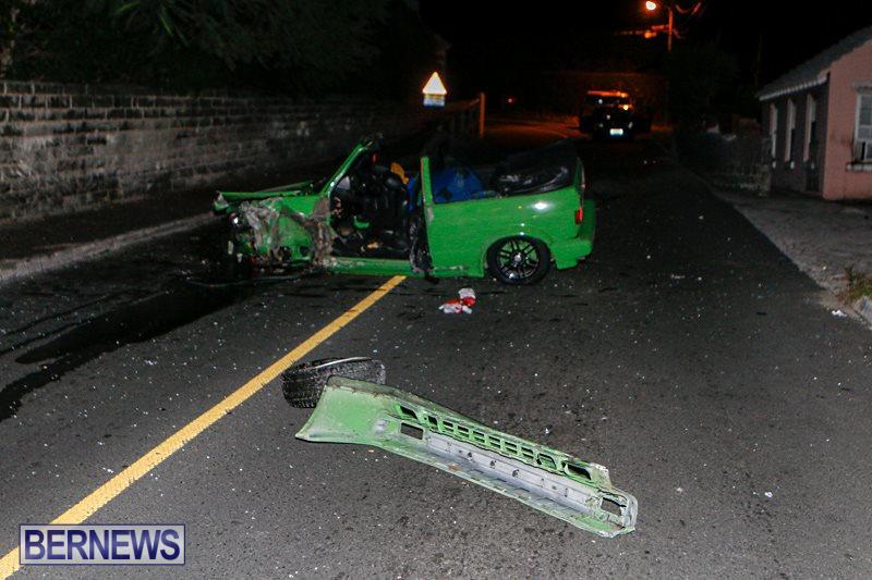 Car Accident Bermuda, October 9 2014-8
