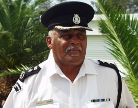 Commandant Eugene Vickers