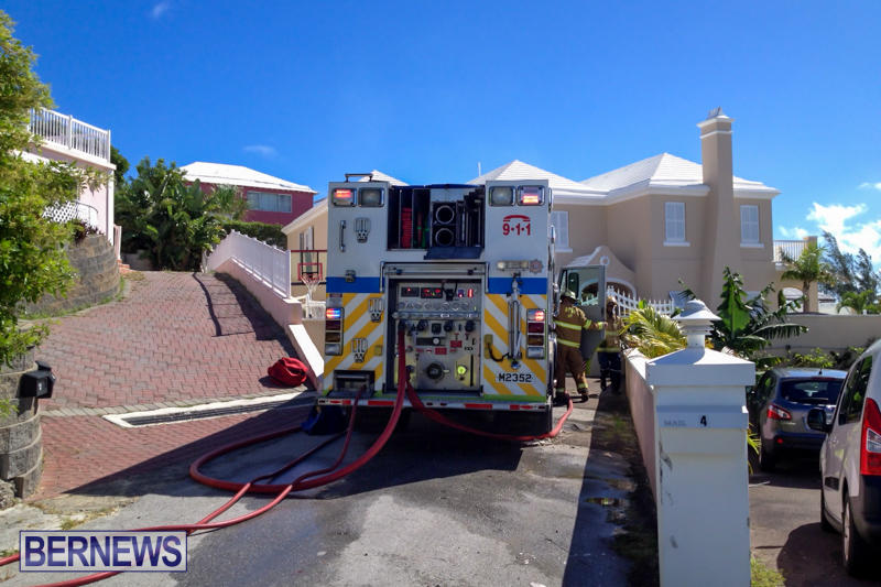 Hogfish Hill Fire Bermuda, October 4 2014-1