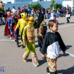 Mount Saint Agnes MSA Halloween Parade Bermuda, October 24 2014-41