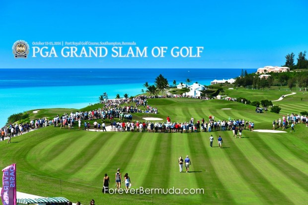 Calendar Year Grand Slam Golf : Pga grand slam shows bermuda at its best bernews
