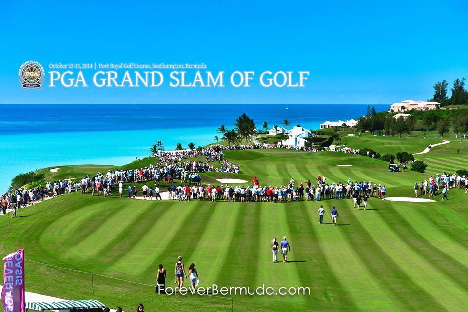 Calendar Year Grand Slam Golf : Pga fans urged to use public transportation bernews