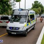 Police Motorcade Bermuda, October 1 2014-15