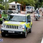 Police Motorcade Bermuda, October 1 2014-5