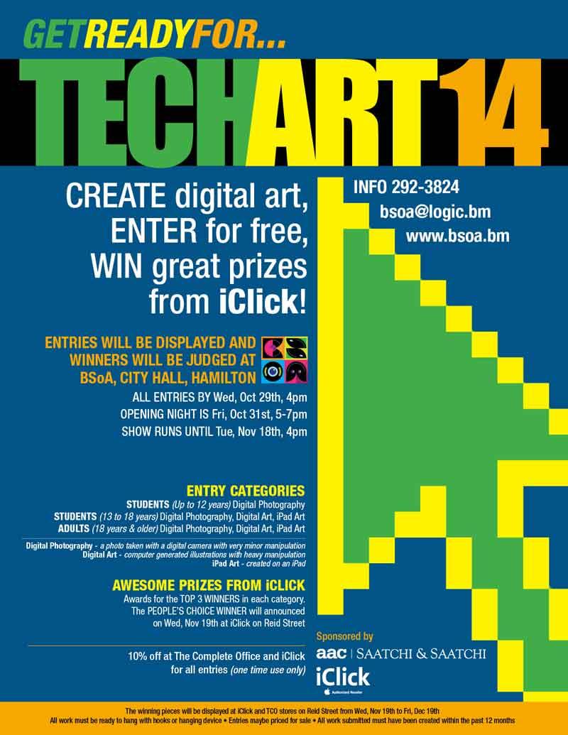 Techart-poster