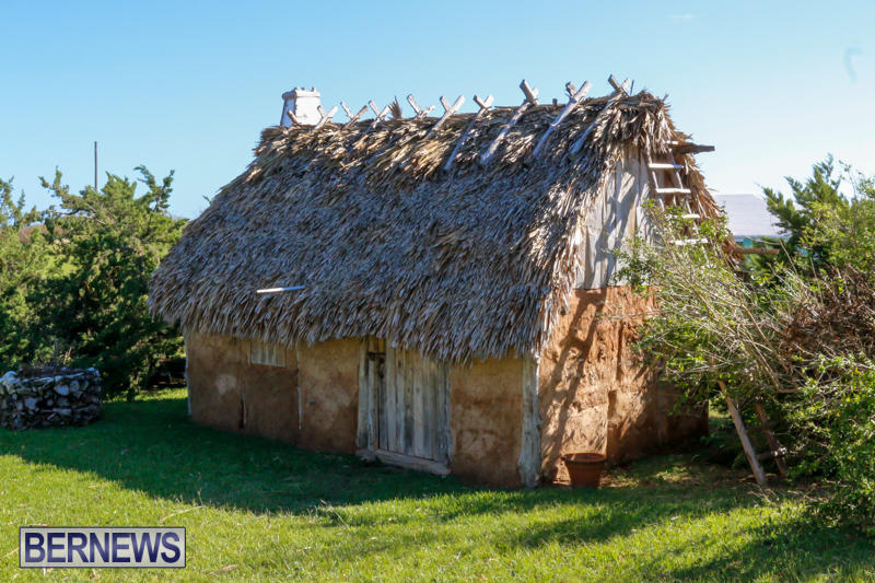 Traditional Bermuda Home Building, October 19 2014-1