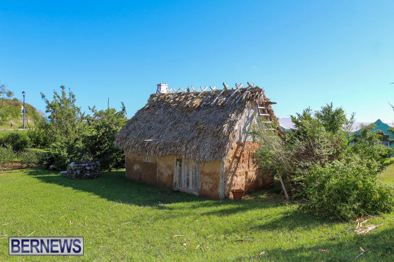 Traditional Bermuda Home Building, October 19 2014-2