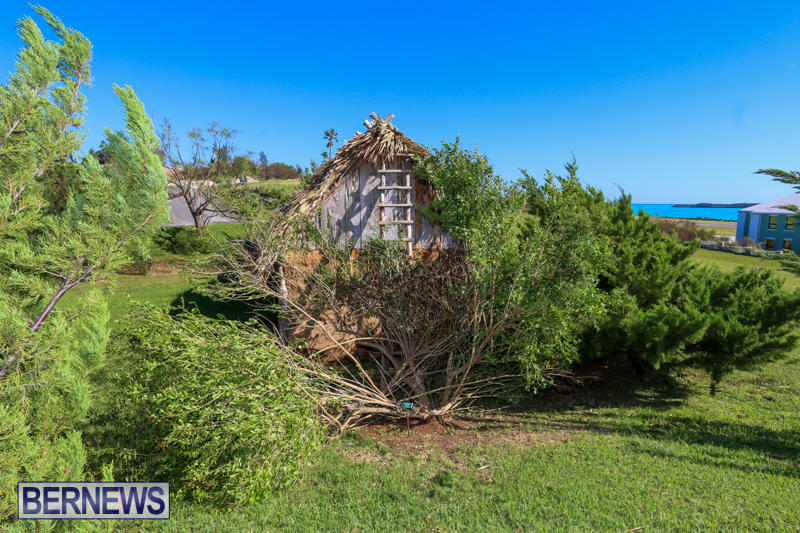 Traditional Bermuda Home Building, October 19 2014-3