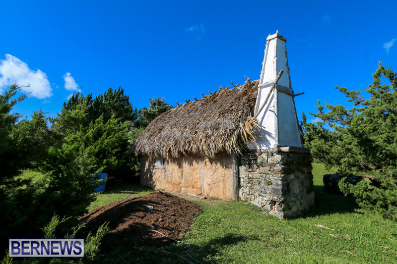 Traditional Bermuda Home Building, October 19 2014-6