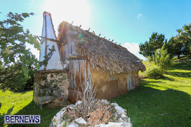 Traditional Bermuda Home Building, October 19 2014-7